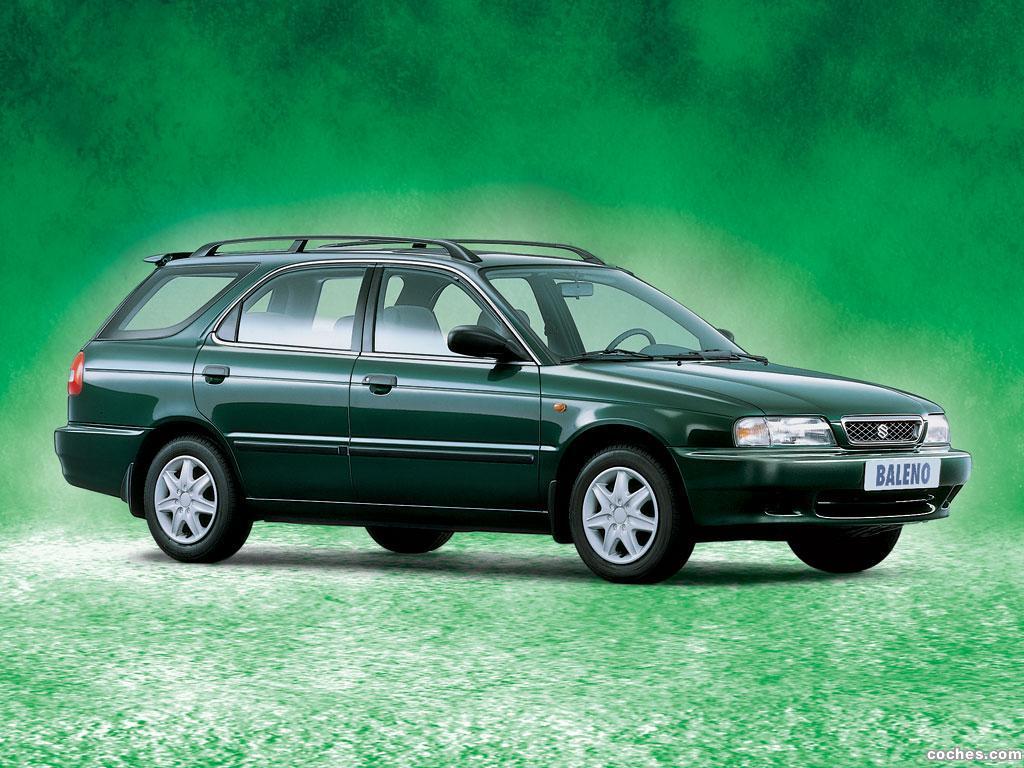 Foto 0 de Suzuki Baleno Wagon 1996