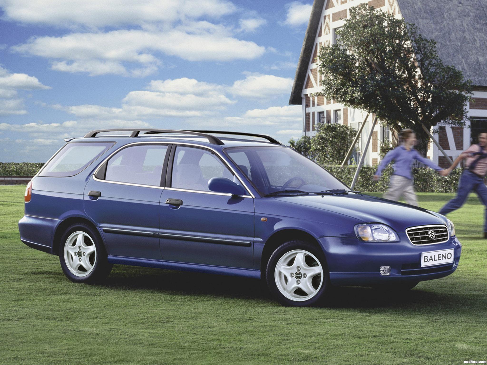 Foto 0 de Suzuki Baleno Wagon 1999