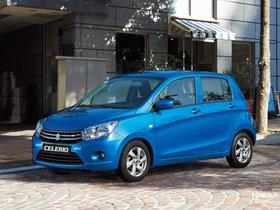 Ver foto 4 de Suzuki Celerio 2014