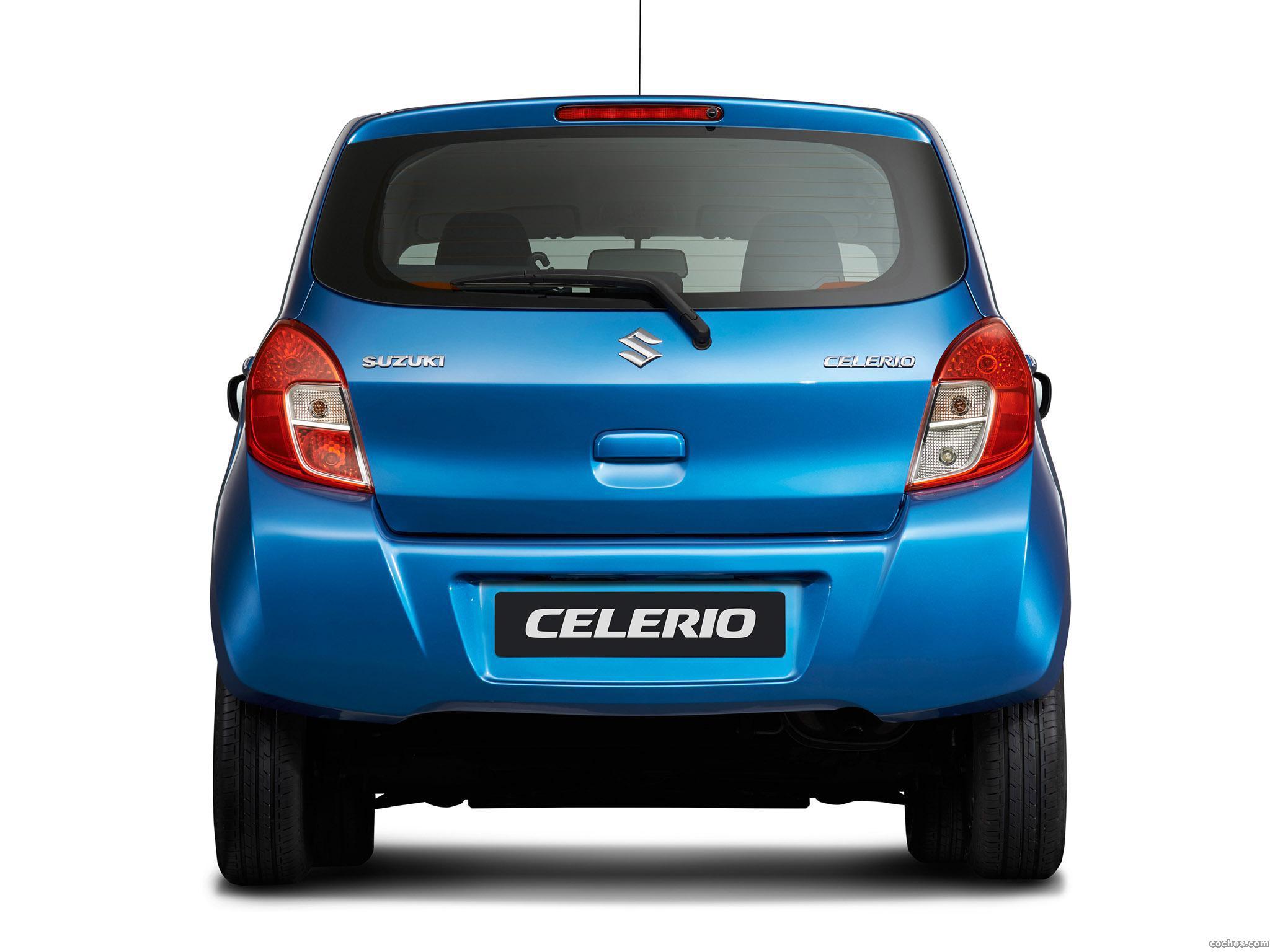 Foto 7 de Suzuki Celerio 2014