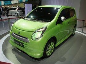 Ver foto 7 de Suzuki Concept G 2011