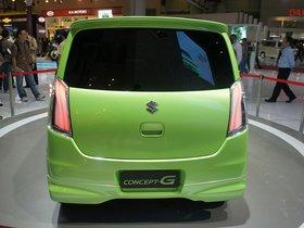 Ver foto 4 de Suzuki Concept G 2011