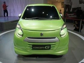Ver foto 2 de Suzuki Concept G 2011