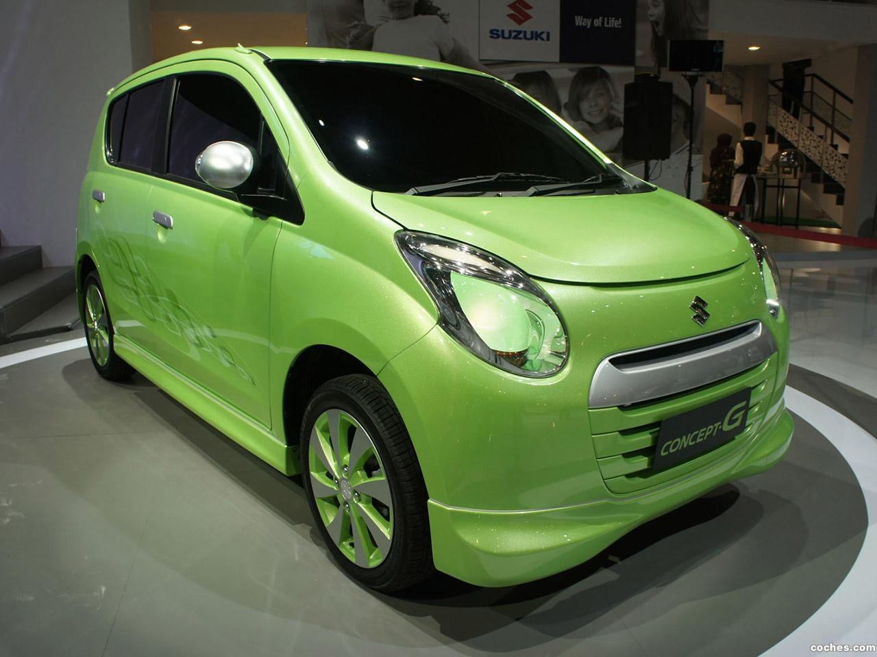 Foto 0 de Suzuki Concept G 2011