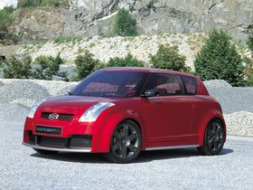 Fotos de Suzuki Concept S 2002