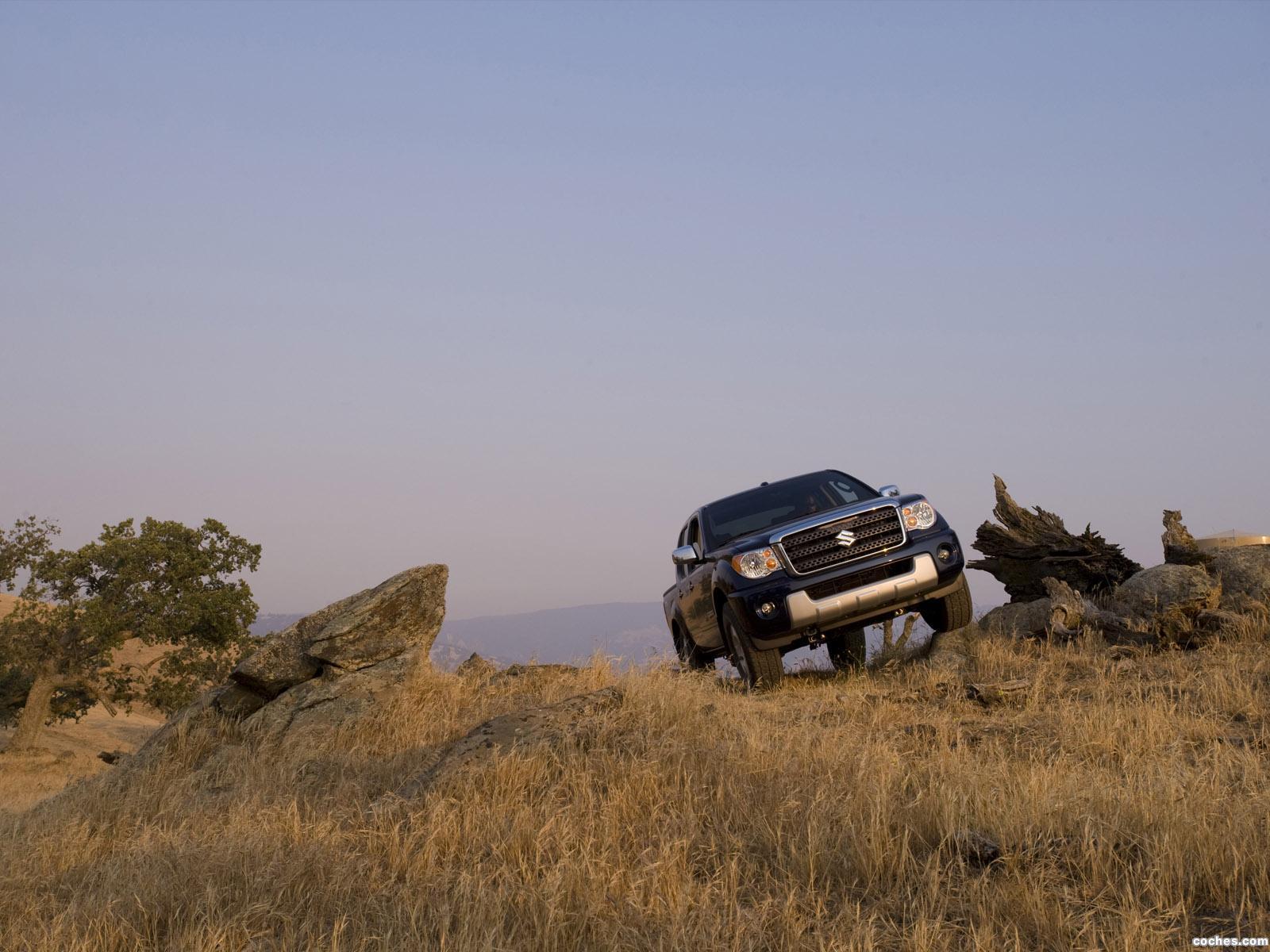Foto 5 de Suzuki Equator 2009