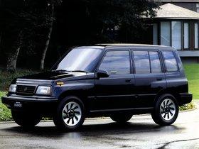 Fotos de Suzuki Escudo Nomade 1.6 1990