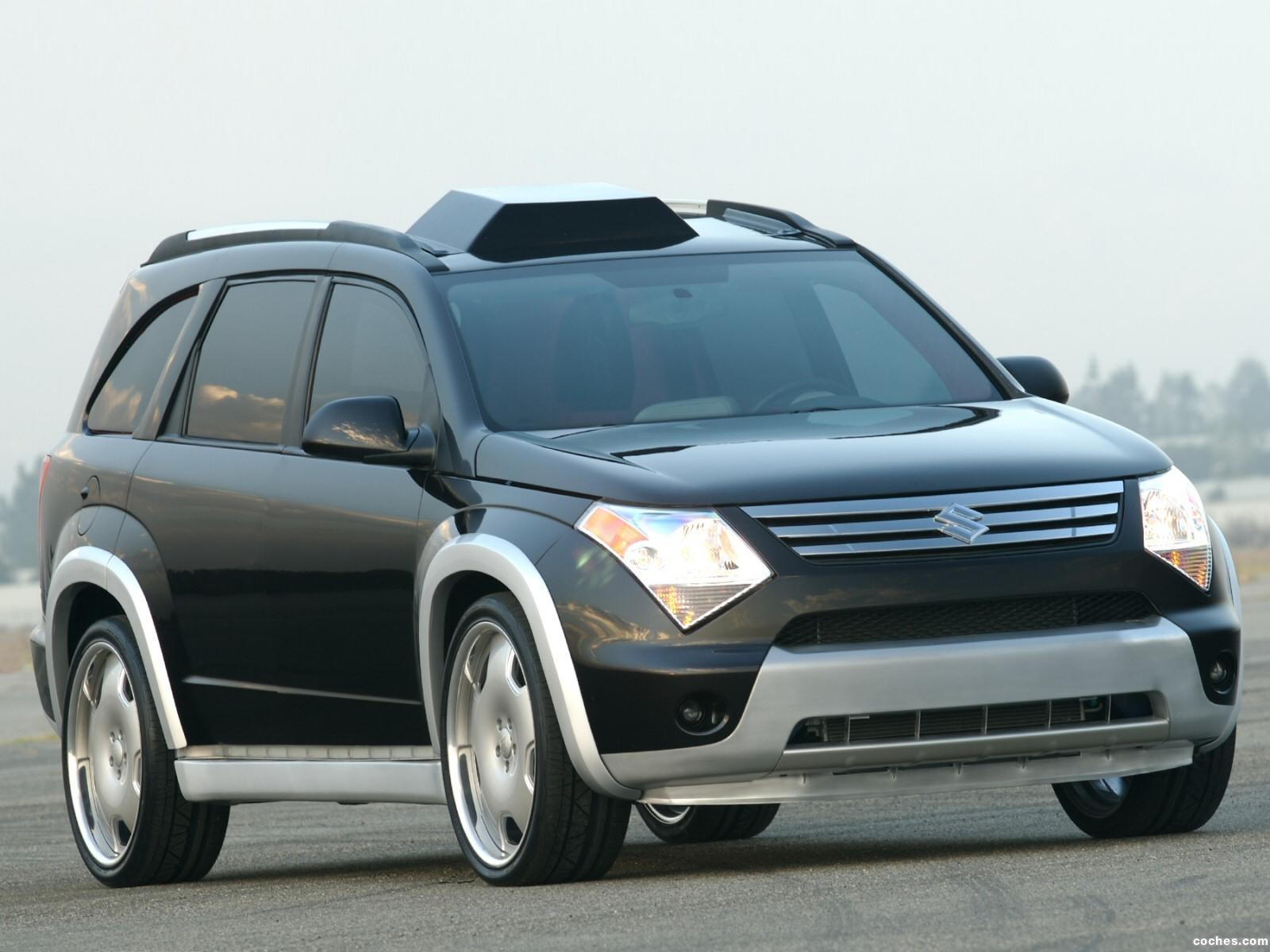 Foto 8 de Suzuki Flix Concept 2007