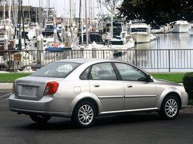 Ver foto 6 de Suzuki Forenza  2006
