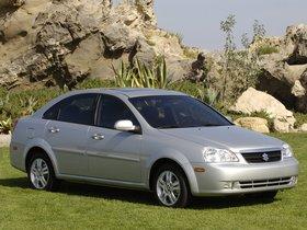 Ver foto 5 de Suzuki Forenza  2006
