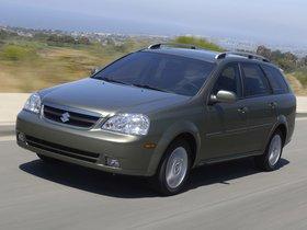 Ver foto 5 de Suzuki Forenza Wagon 2006