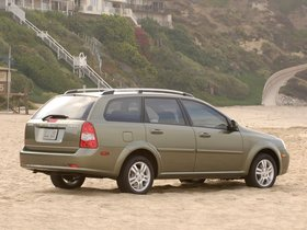 Ver foto 3 de Suzuki Forenza Wagon 2006