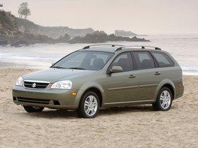 Ver foto 2 de Suzuki Forenza Wagon 2006