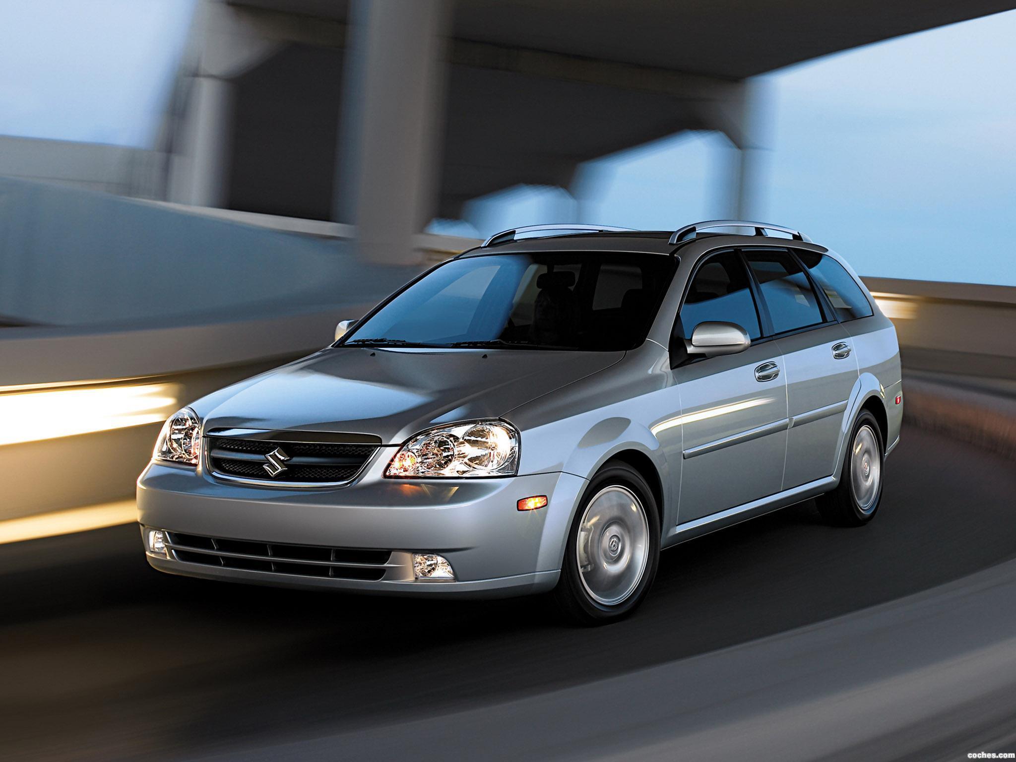Foto 0 de Suzuki Forenza Wagon 2006