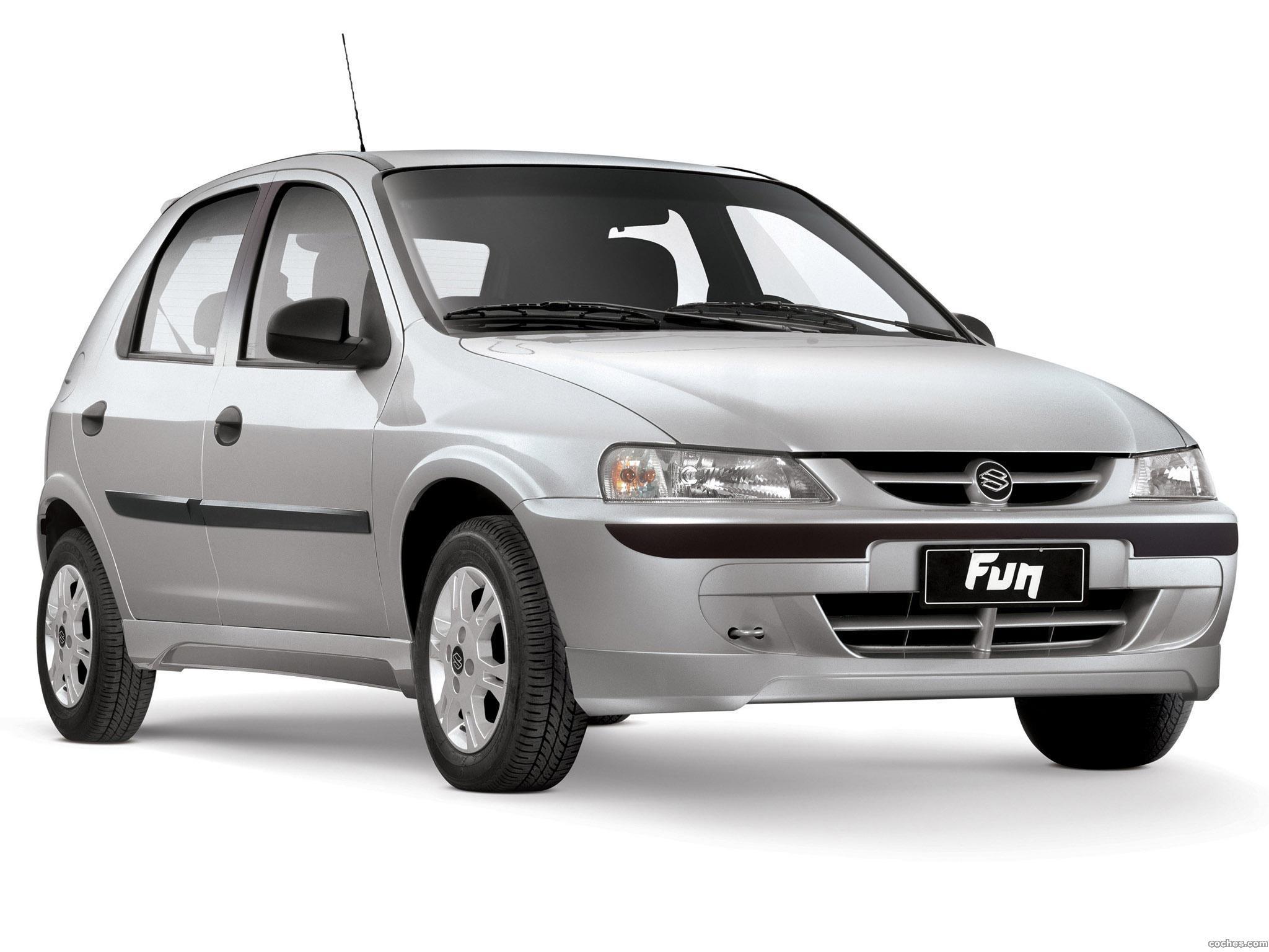 Foto 0 de Suzuki Fun 5 puertas 2000