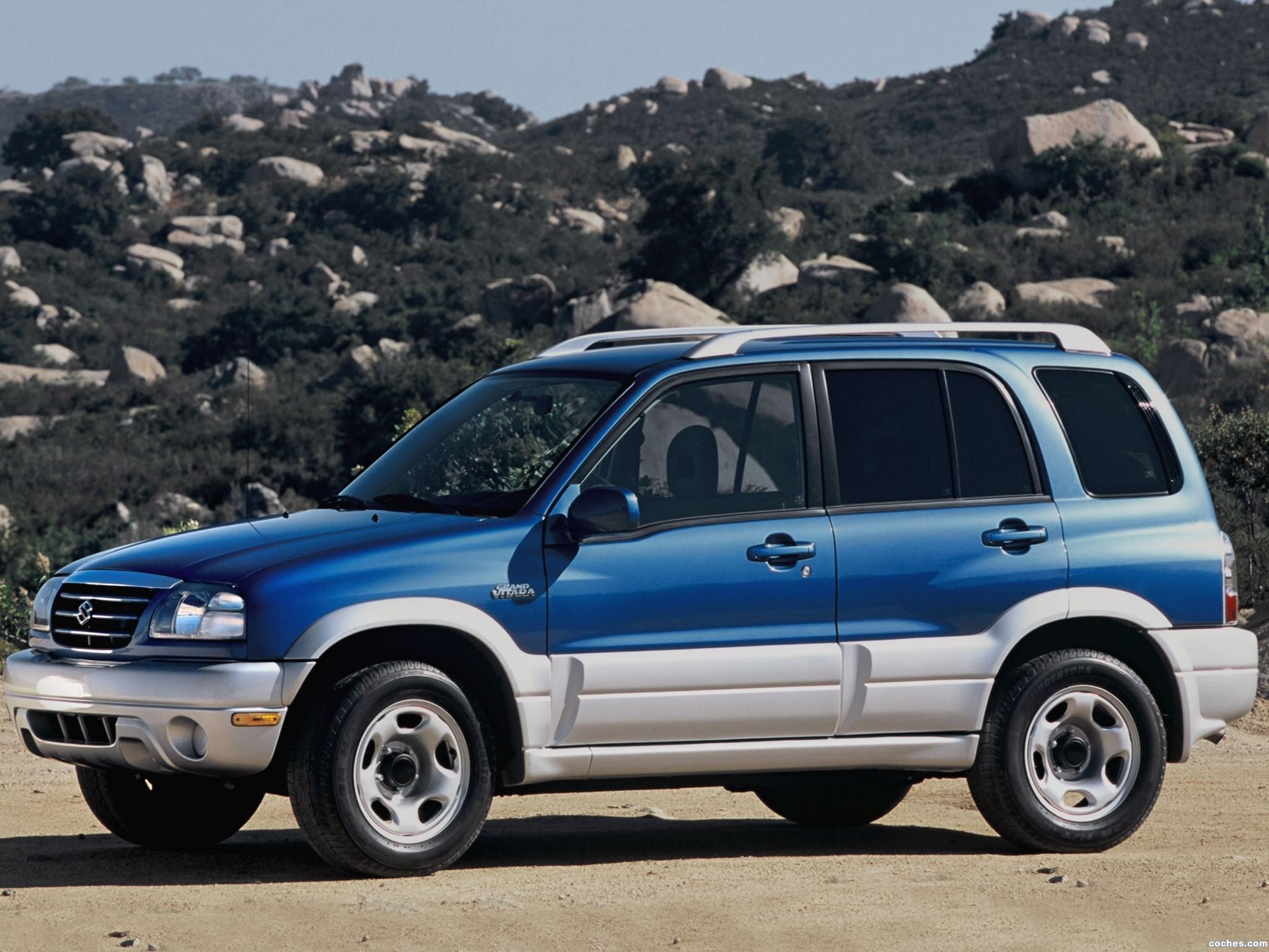 Foto 0 de Suzuki Grand Vitara 1999