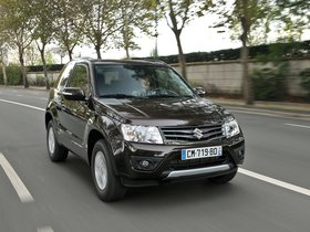 Ver foto 3 de Suzuki Grand Vitara 3 puertas 2012