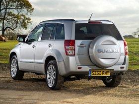 Ver foto 2 de Suzuki Grand Vitara 5 puertas UK 2012