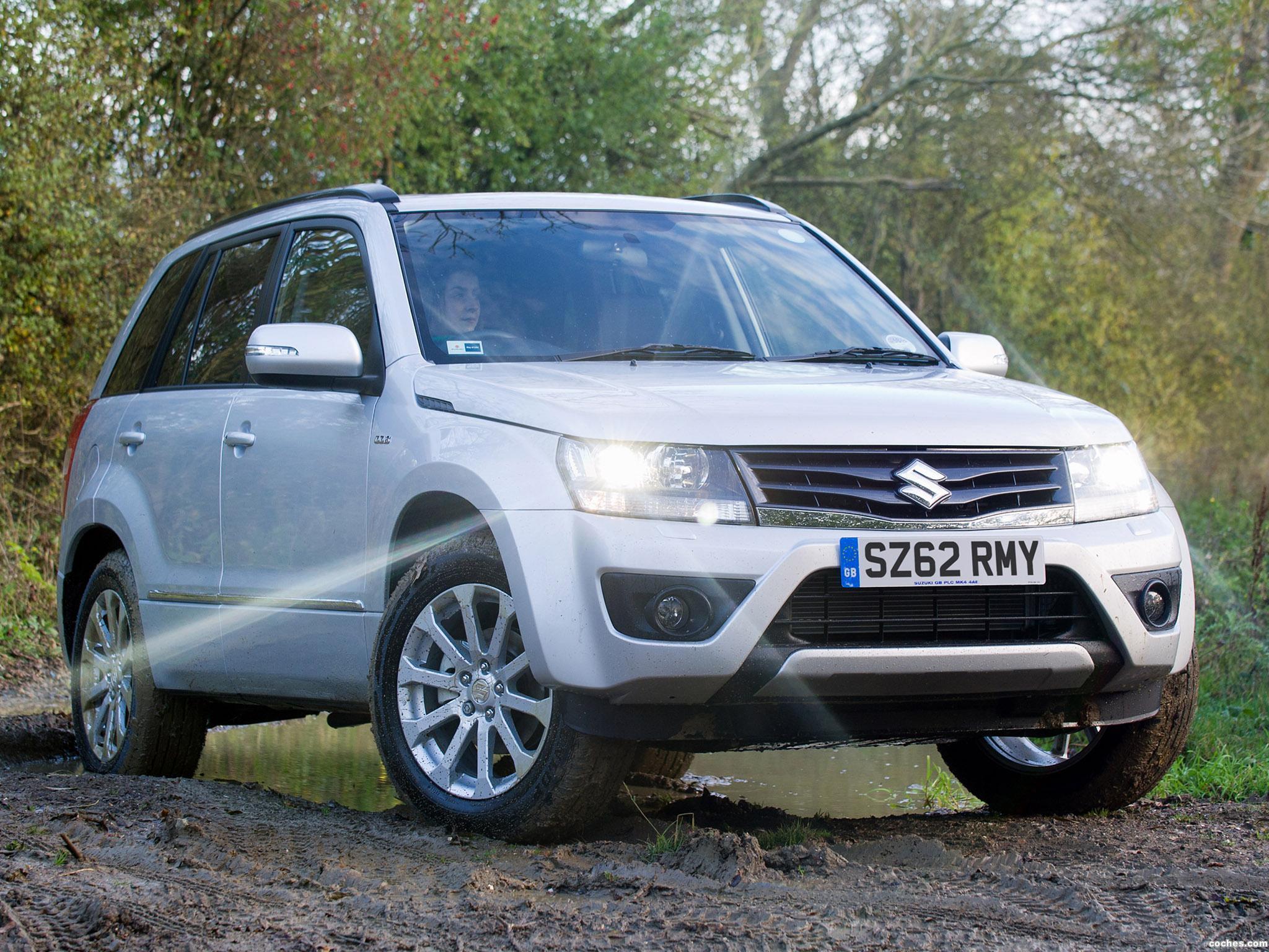 Foto 0 de Suzuki Grand Vitara 5 puertas UK 2012