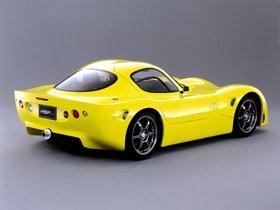 Top speedy Autos: Suzuki Hayabusa Sport Prototype Car