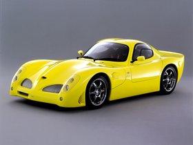 Fotos de Suzuki Hayabusa Sport Prototype 2002