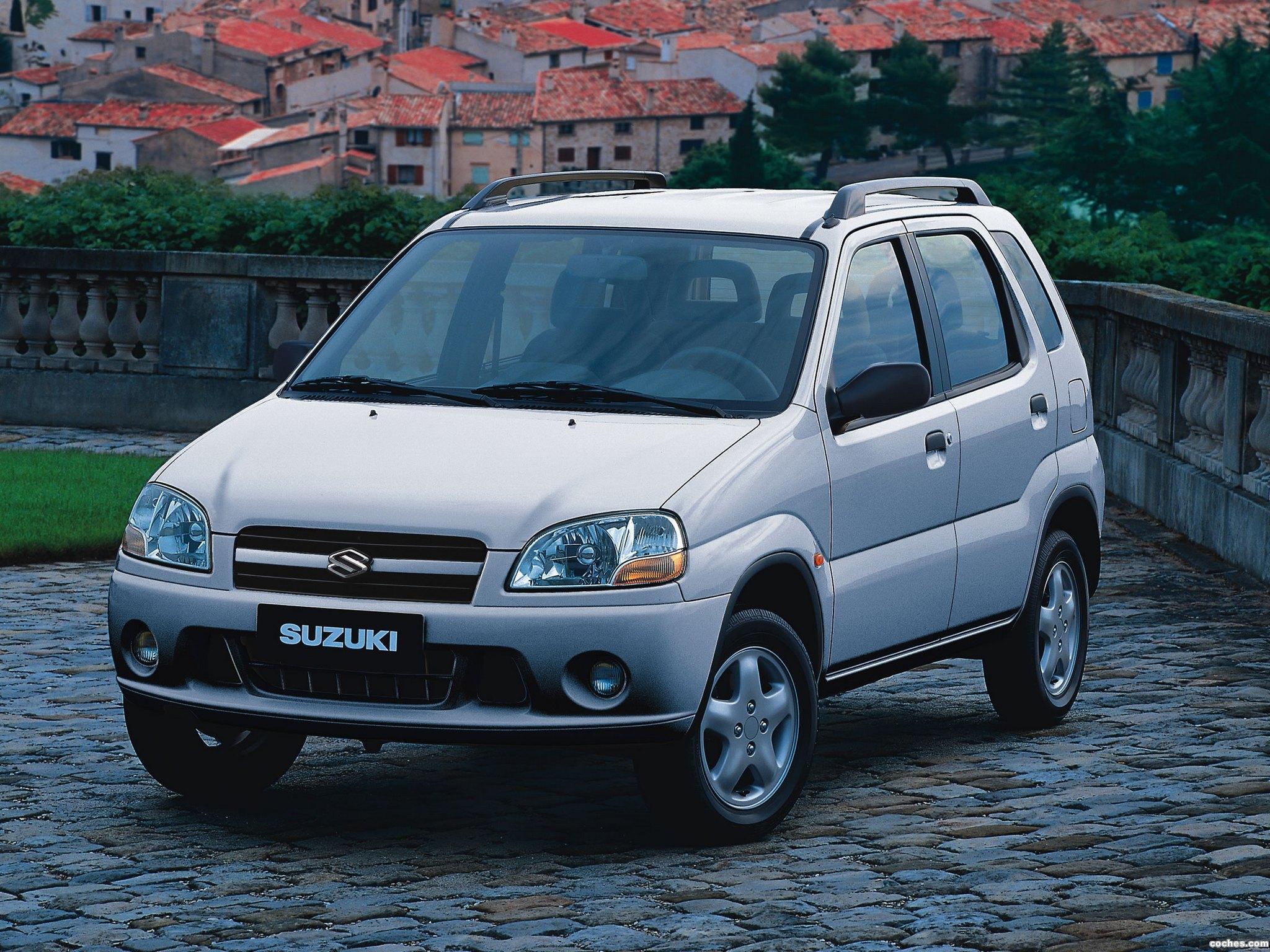 Foto 0 de Suzuki Ignis 2000