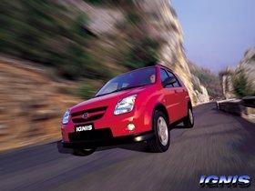 Ver foto 4 de Suzuki Ignis 2002