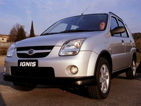 Ver foto 10 de Suzuki Ignis 2002