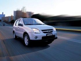 Ver foto 9 de Suzuki Ignis 2002