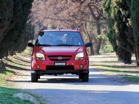 Ver foto 6 de Suzuki Ignis 2002