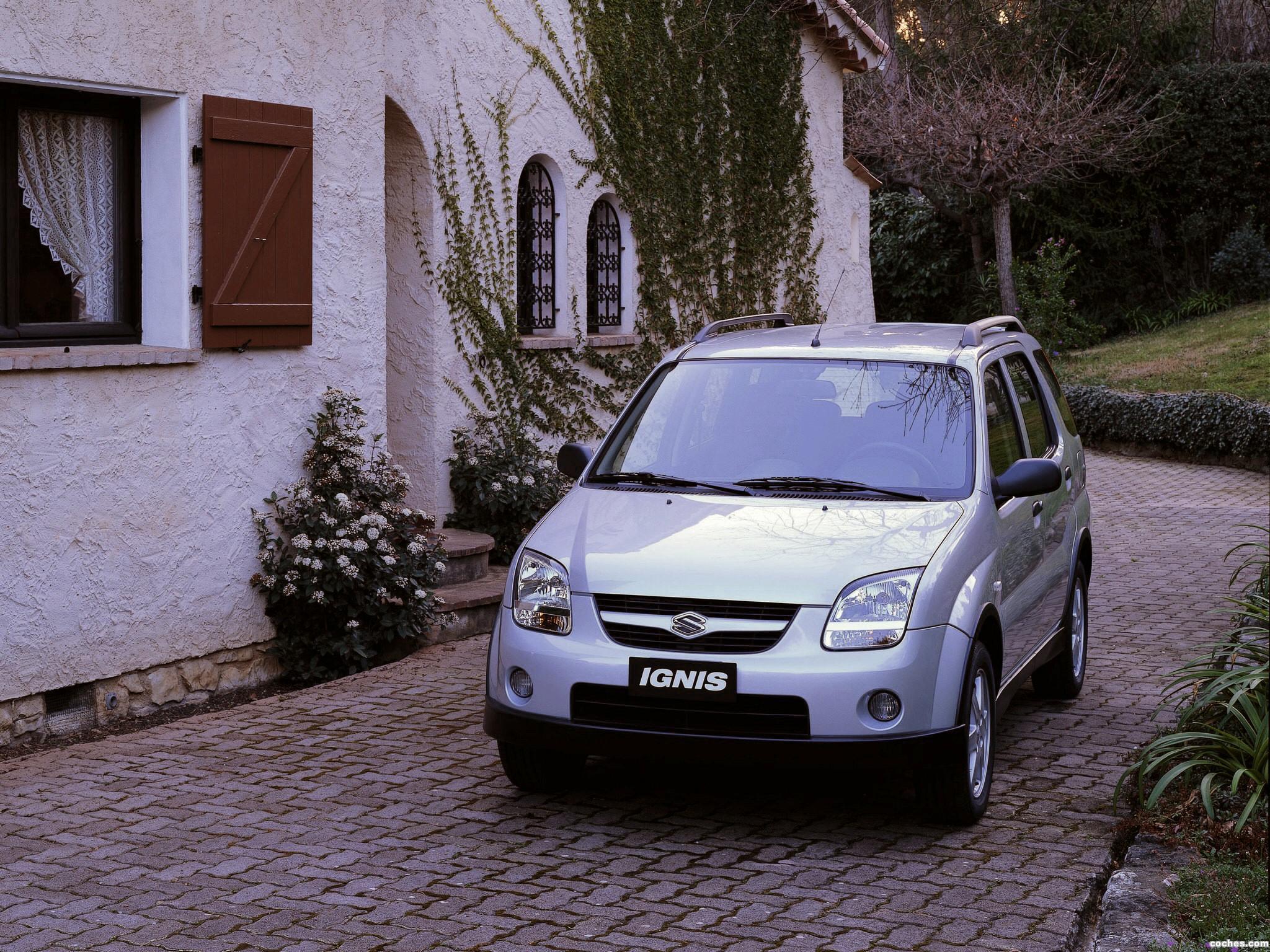 Foto 0 de Suzuki Ignis 2002