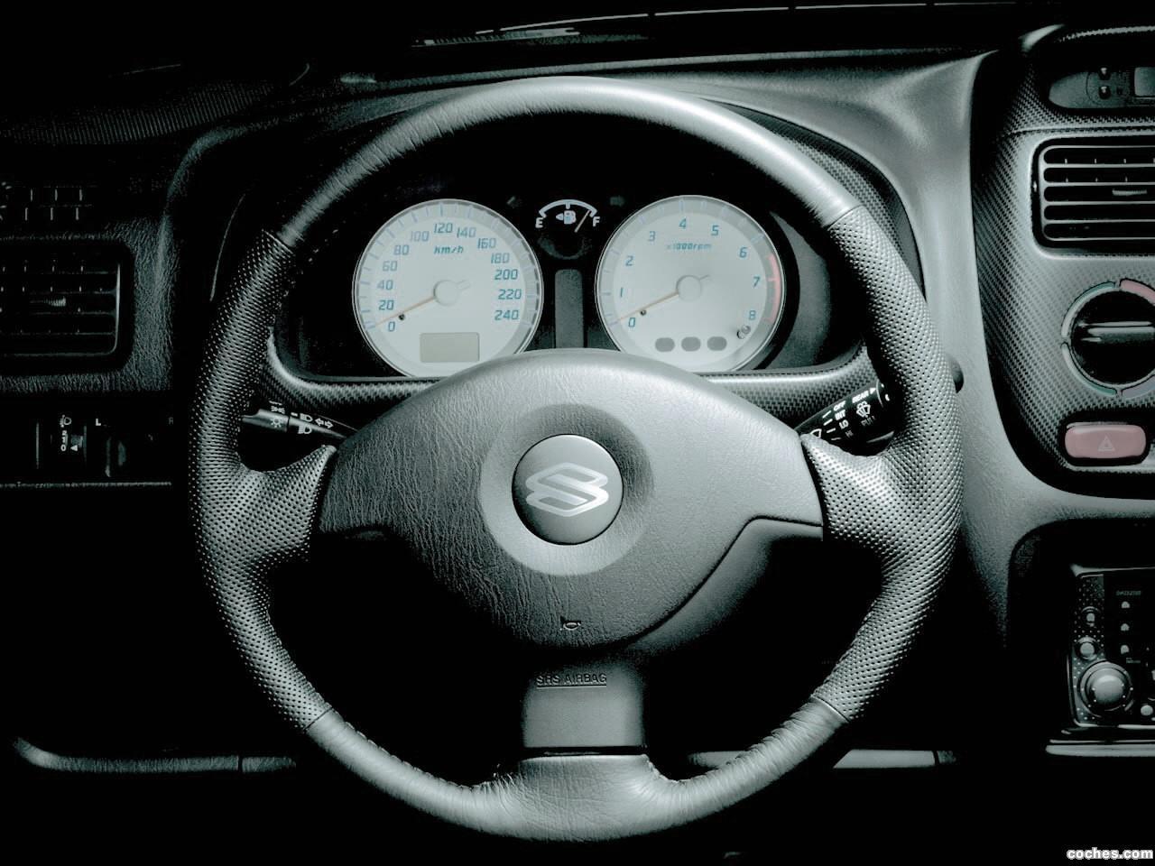 Foto 3 de Suzuki Ignis Sport 2001