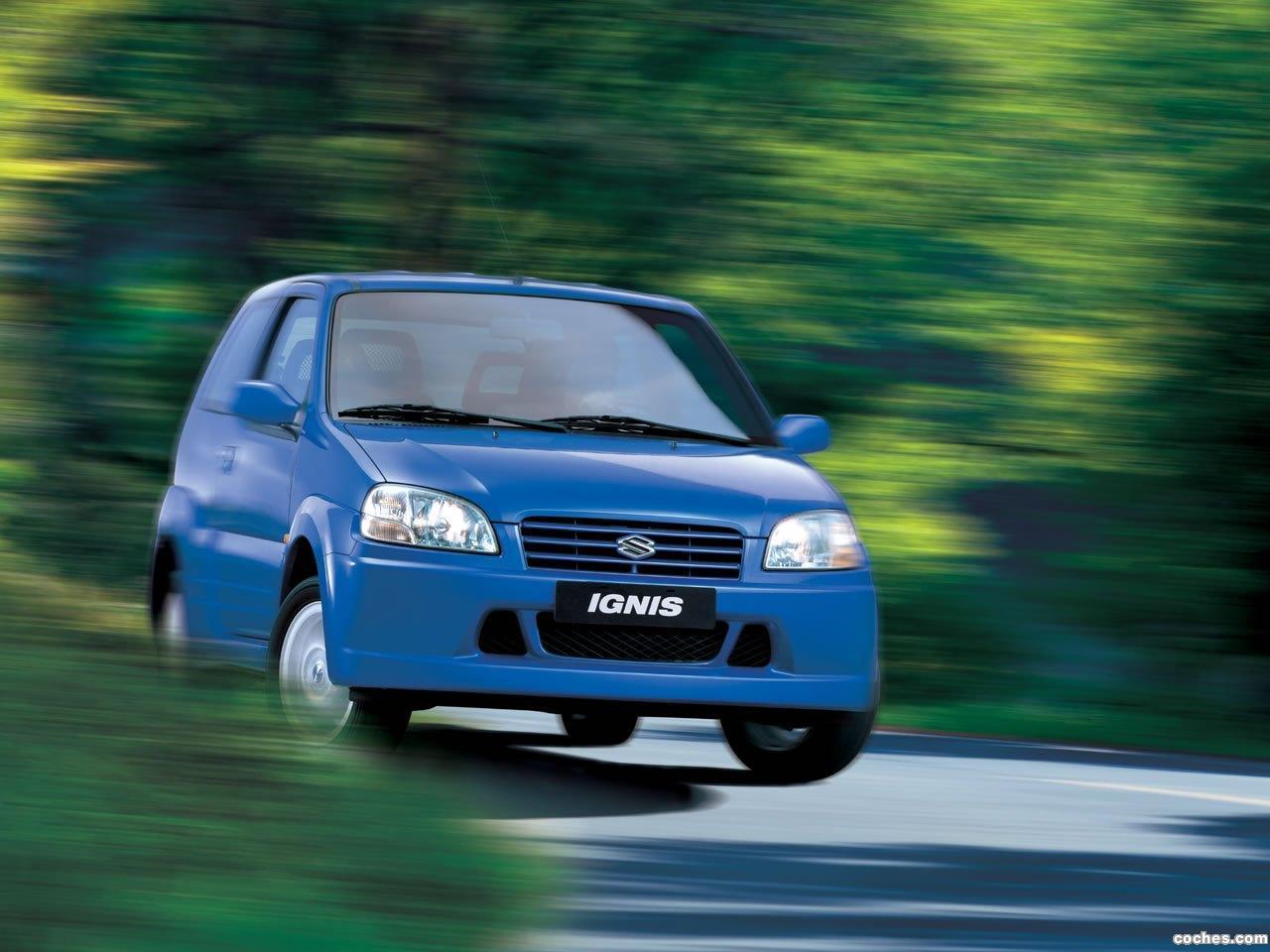 Foto 0 de Suzuki Ignis Sport 2001