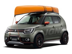 Ver foto 1 de Suzuki Ignis Water Activity Concept 2016