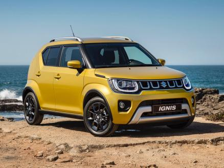 Suzuki Ignis 1.2 Mild Hybrid Cvt Glx