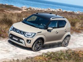 Ver foto 16 de Suzuki Ignis Hybrid AllGrip 2020