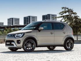 Ver foto 13 de Suzuki Ignis Hybrid AllGrip 2020