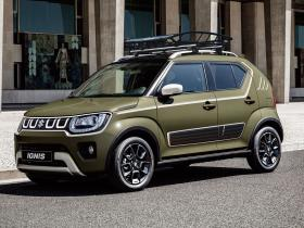 Ver foto 22 de Suzuki Ignis Hybrid AllGrip 2020
