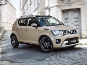 Ver foto 35 de Suzuki Ignis Hybrid AllGrip 2020