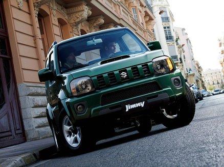 Suzuki Jimny 1.3 Jx Serie Especial Ranger