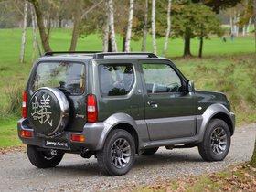 Ver foto 8 de Suzuki Jimny Ari 2014