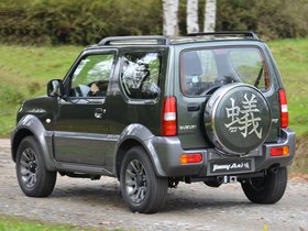 Ver foto 4 de Suzuki Jimny Ari 2014