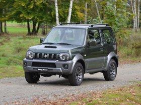 Ver foto 3 de Suzuki Jimny Ari 2014