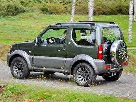 Ver foto 2 de Suzuki Jimny Ari 2014