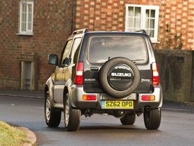 Ver foto 7 de Suzuki Jimny UK 2012