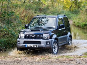 Ver foto 5 de Suzuki Jimny UK 2012