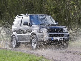 Fotos de Suzuki Jimny UK 2012