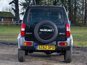 Ver foto 14 de Suzuki Jimny UK 2012