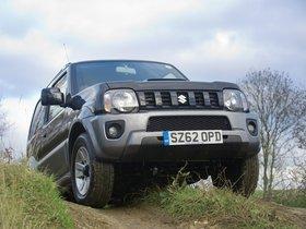 Ver foto 11 de Suzuki Jimny UK 2012