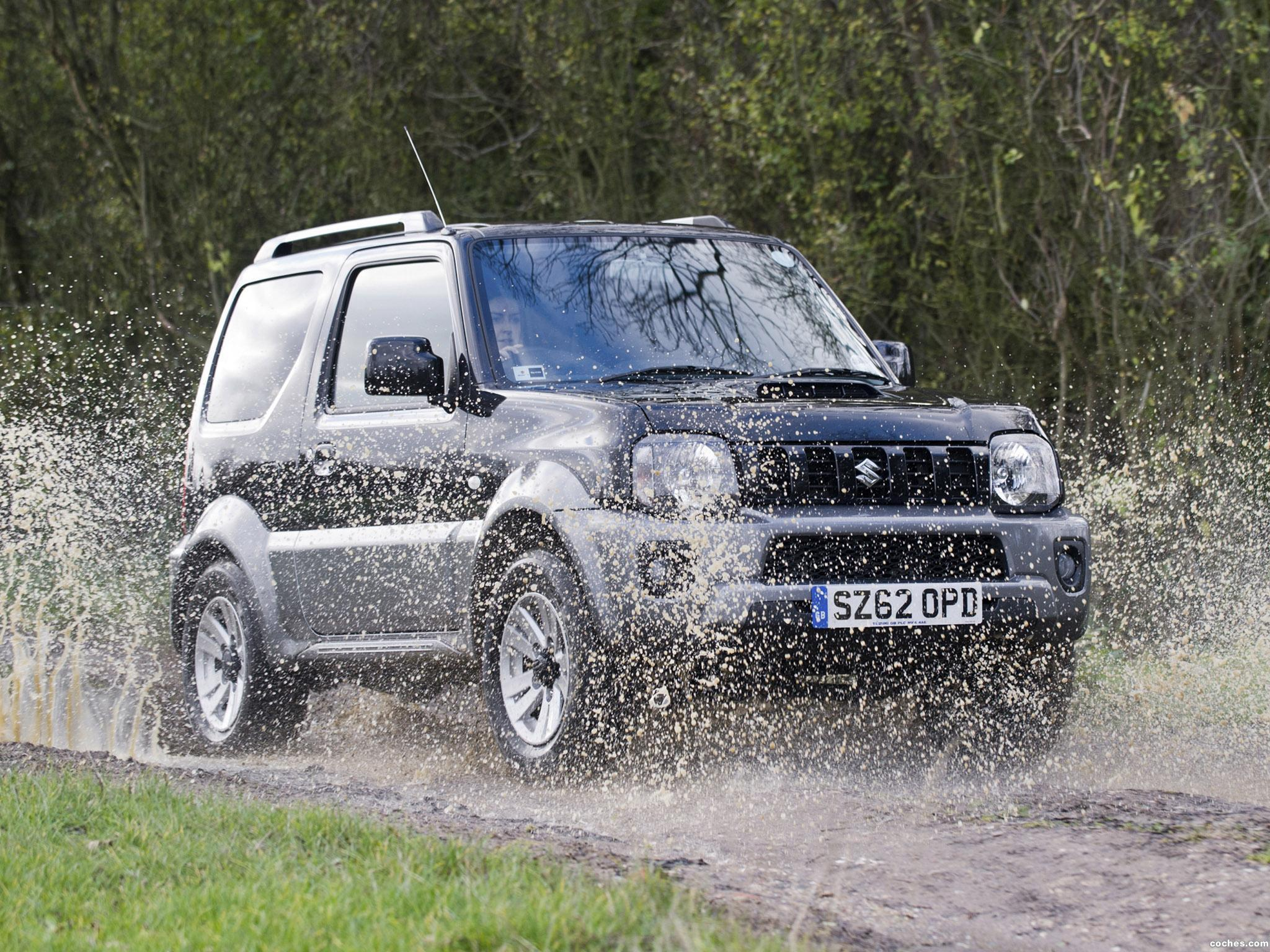 Foto 0 de Suzuki Jimny UK 2012